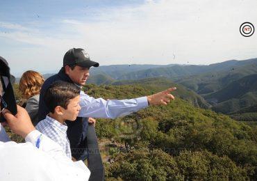 Es mirador sobre Sierra Madre nueva atracción turística de Tamaulipas.