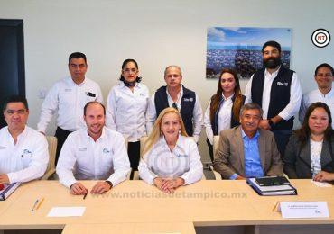Asiste Alma Laura Amparán a sesión ordinaria de la CETAM
