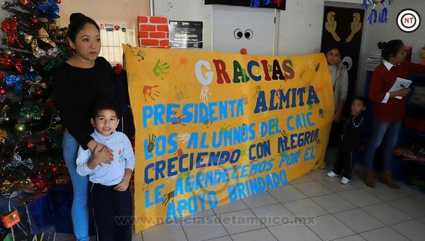 Sistema DIF Altamira garantiza desayunos nutritivos en CAICS