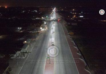 En Ciudad Madero redoblan esfuerzos para el mantenimiento de luminarias