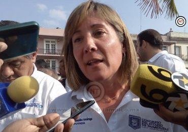 """Busca Rosa González convertir a Tampico en """"Puerto Mágico"""""""