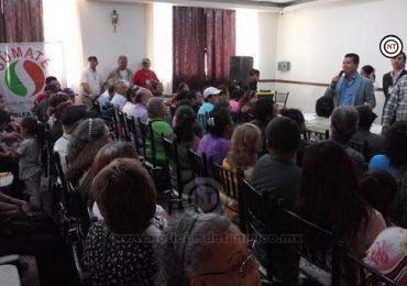Logra Súmate Aval del INE en el Distrito 8; Reúnen más de 400 Ciudadanos
