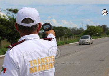 Disminuye índice de Accidentes Automovilísticos en Ciudad Madero
