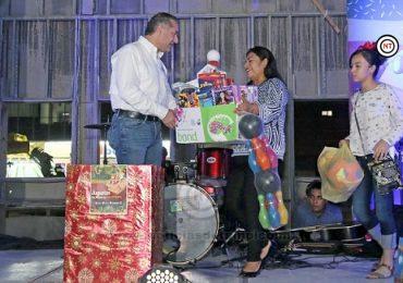 """Celebran en Ciudad Madero Juguetón"""" Una Navidad con Esperanza"""""""