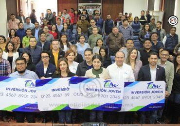Tamaulipas impulsa jóvenes empresarios con casi 5 MDP