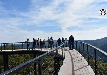 Nuevo Mirador en Alta Cumbre, destaca belleza natural de Tamaulipas