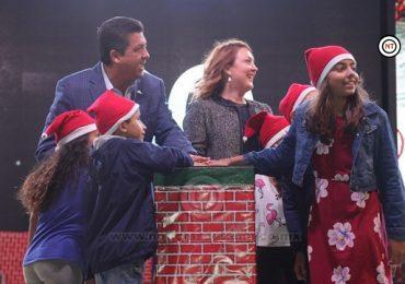 "Gobierno de Tamaulipas da inicio a festival ""Viva la Navidad 2019"""