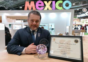"""¡¡Tamaulipas Obtiene el Premio """"Excelencias Turísticas"""" en Madrid!!"""