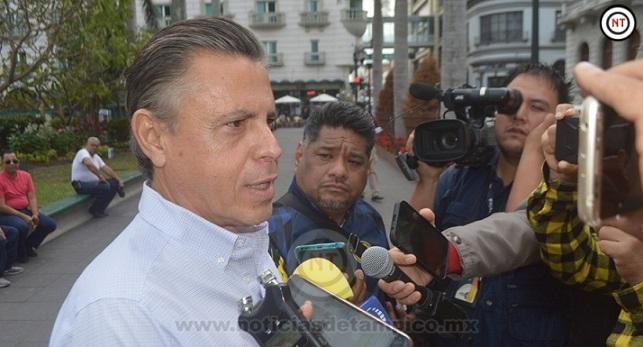 Busca Nader Llegar a Acuerdos con Locatarios del Madero; Habrá Consulta para Segunda Fase