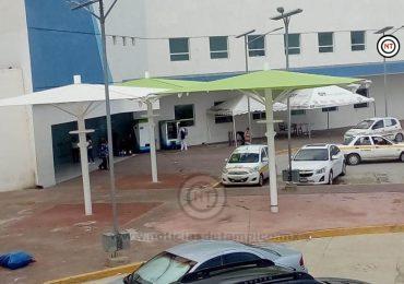 Hospital Canseco de Tampico sin camas; pacientes rentan camillas a particulares