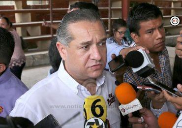 """""""Alcaldes del sur del estado trabajan sin colores"""", Adrián Oseguera."""