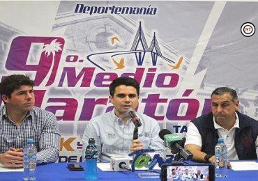 Todo listo para el Medio Maratón de Tampico
