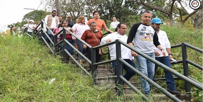 Tampico seguirá siendo Ejemplo de Orden, Seguridad y Limpieza a Nivel Nacional; Chucho Nader