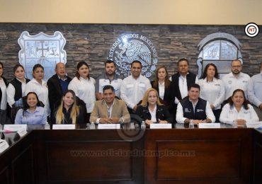 Instala Alma Laura Amparán el SIPINNA en Altamira