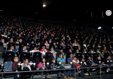 DIF Madero y Fundación Cinépolis llevan al cine a 2 mil niños