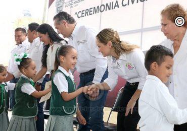 Adrián Oseguera y DIF Madero impulsan programas a favor de la educación