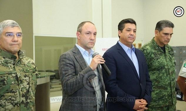 TAMAULIPAS VERDE EN EL SEMÁFORO DELICTIVO