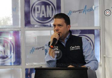 Tamaulipas trabaja para recuperar la paz y el crecimiento; por el bien de todos: CDE PAN