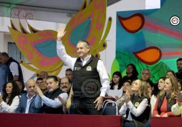 Espectacular Cierre de Carnaval ofreció Adrián Oseguera en Ciudad Madero