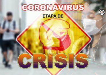 CORONAVIRUS: ¿COMIENZA LA ETAPA DE CRISIS?