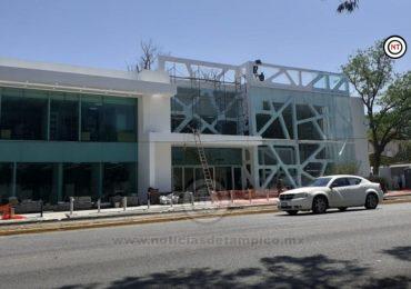 Cancelan inauguración de edificios nuevos de gobierno por Covid-19.