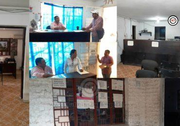 """""""Un Día sin Mujeres"""" deja inoperable Registro Civil de Altamira"""