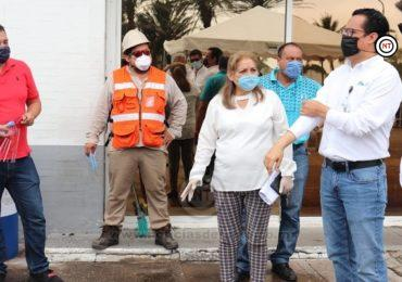 COMAPA Zona Conurbada garantiza la seguridad en la salud en sus trabajadores.