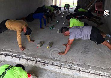 Capacitan a Salvavidas de Madero con Curso de RCP y Primeros Auxilios