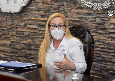 Suma esfuerzos Gobierno de Alma Laura Amparán para hacer frente al COVID 19