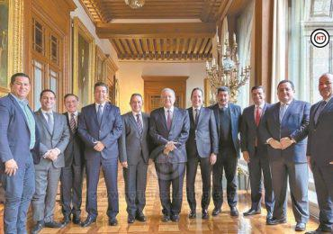 Gobernadores del PAN piden a AMLO instalar mesa de diálogo fiscal