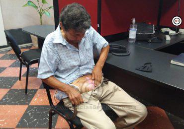 """Alertan a la población sobre """"vivales"""" que lucra con la enfermedad de un vendedor ambulante"""
