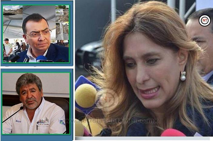 POLÍTICA ERRÁTICA DE XICO, MAKI Y ALDAPE, AGRAVIA A SUS PUEBLOS…!