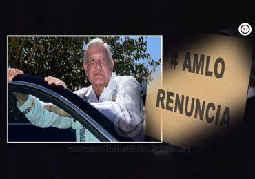 Llaman a Protesta anti AMLO en el Sur con Caravana Vehícular