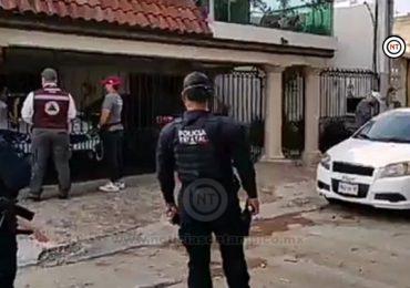 Acuden autoridades maderenses a lugar donde se desarrollaba fiesta, pero asistentes hacen caso omiso.