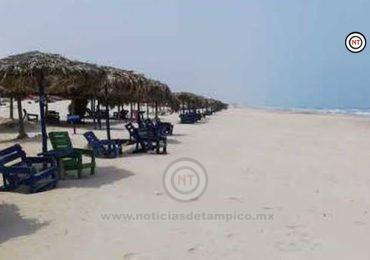 Continúan personas ingresando a playas de Madero y Altamira.