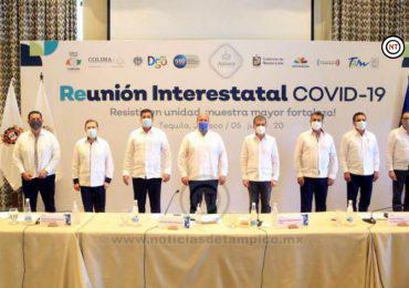 Góbers de 8 estados acusan falta de coordinación ante COVID-19 y piden diálogo directo con AMLO