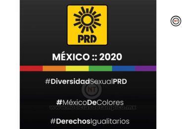 Inclusión, respeto y no marco discriminación! En el del Día Mundial del Orgullo