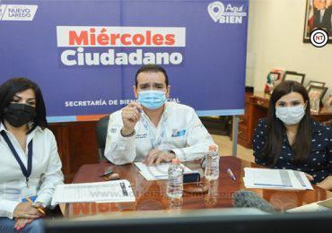 Atiende Rivas 'Miércoles Ciudadano', ahora virtual
