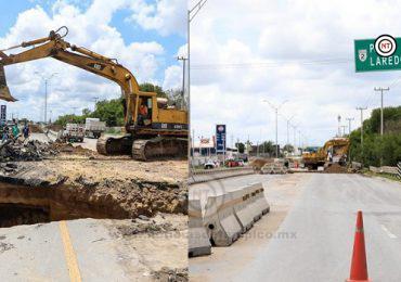 Destina Cabildo $ 25 millones a la reparación de socavones