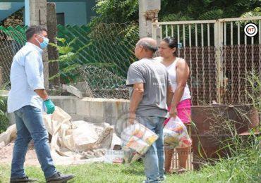 Miguel Gómez, continúa entregando más apoyos en sectores vulnerables de Altamira
