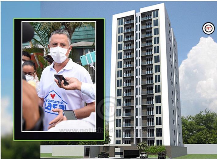 Anuncia Chucho Nader Inversiones por Más de Mil MDP para el Presente Año