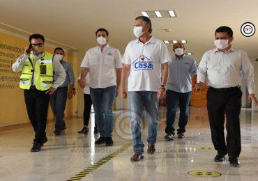 Confía Chucho Nader en el Repunte Económico del Municipio