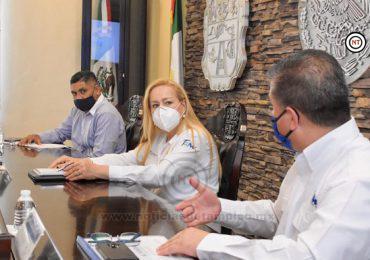 Trabajan gobiernos estatal y municipal para lograr convivencia más segura ante el coronavirus