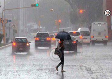 Prevén lluvias en la mayor parte del Estado