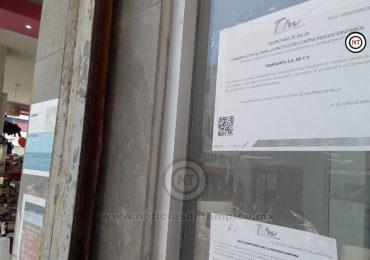 Suspenderá Coepris los negocios que abrieron sin tener constancia