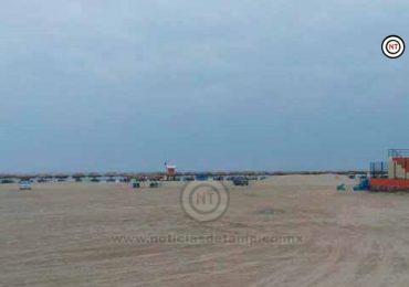 Encuentran a 35 personas en playa Miramar.