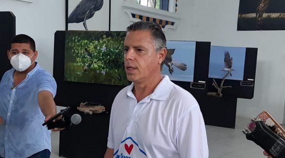 Analiza Chucho crear parque ecológico en Casa de la Naturaleza