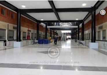 Abrirán al Público Nuevo Mercado Porteño el 30 de Agosto