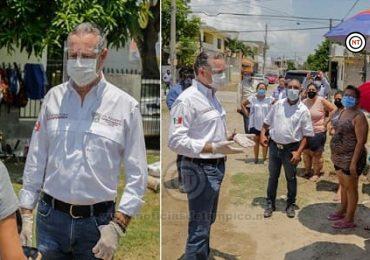 Gobierno maderense atiende solicitudes de colonos