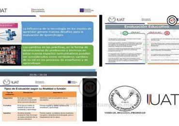Fortalece UAT capacitación docente para la modalidad mixta